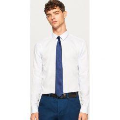 Koszula comfort fit - Niebieski. Niebieskie koszule męskie Reserved, m. Za 119,99 zł.