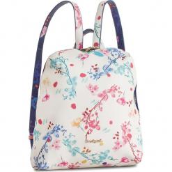 Plecak DESIGUAL - 18SAXPEK 1000. Białe plecaki damskie Desigual, ze skóry ekologicznej, klasyczne. W wyprzedaży za 249,00 zł.