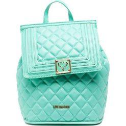Plecaki damskie: Plecak w kolorze miętowym