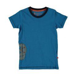 """T-shirty chłopięce: Koszulka """"Silvano"""" w kolorze niebieskim"""