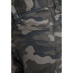 GAP TODDLER BOY COLOR SLIM  Jeansy Slim Fit kaki. Brązowe jeansy męskie regular GAP, z bawełny. Za 169,00 zł.