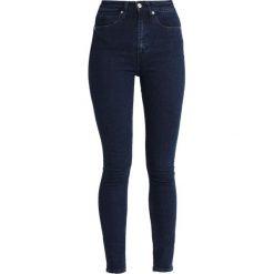 Calvin Klein Jeans CKJ 010 HIGH RISE SKINNY  Jeans Skinny Fit sanoma blue. Niebieskie jeansy damskie relaxed fit Calvin Klein Jeans, z bawełny. Za 449,00 zł.