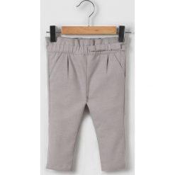 Spodnie niemowlęce: Flanelowe spodnie 1 miesiąc-3 lata