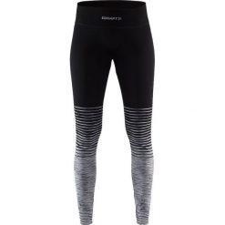 Spodnie dresowe damskie: Craft Spodnie damskie Wool Comfort 2.0 Pants Czarne r. XS  (1905343-999975)