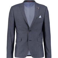 Marynarki męskie slim fit: Burton Menswear London GRINDLE Marynarka garniturowa blue