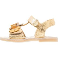 Primigi Sandały gold. Żółte sandały chłopięce Primigi, z materiału. Za 239,00 zł.
