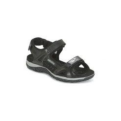 Sandały sportowe Allrounder by Mephisto  LARISA. Czarne rzymianki damskie Allrounder by Mephisto. Za 244,30 zł.
