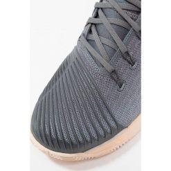 Buty sportowe damskie: Nike Performance AIR ZOOM ULTRA REACT CLAY Obuwie do tenisa Outdoor dark grey/black/orange quartz/wolf grey