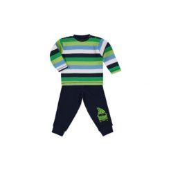 PINK OR BLUE Girls Piżama 2-częściowa kolor zielony. Białe bielizna chłopięca marki Reserved, l. Za 39,00 zł.