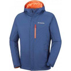 Columbia Kurtka Męska Pouring Adventure Ii Jacket Carbon S. Szare kurtki sportowe męskie Columbia, m. W wyprzedaży za 299,00 zł.