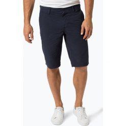BOSS Casual - Spodenki męskie – Schino-Slim-Shorts D, niebieski. Niebieskie bermudy męskie BOSS Casual, casualowe. Za 399,95 zł.