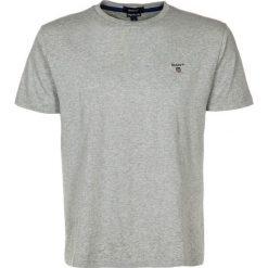 Podkoszulki męskie: GANT SOLID Tshirt basic hellgrau meliert