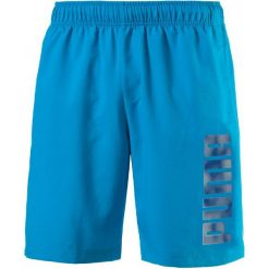 Spodenki sportowe męskie: Puma Spodenki Sportowe Hero Woven Shorts Blue Danube S