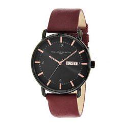 """Zegarki męskie: Zegarek """"BWG10001G-903"""" w kolorze bordowo-czarnym"""