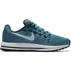 Buty do biegania damskie NIKE ZOOM VOMERO 12 / 863766-403 - NIKE ZOOM VOMERO 12. Szare buty do biegania damskie marki Nike, nike zoom. Za 379,00 zł.