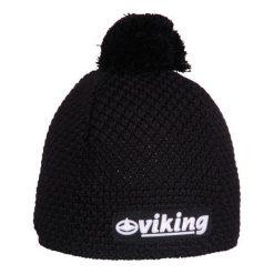 Czapki męskie: Viking Czapka Windstopper® 0228 czarna (2150228UNI)