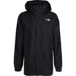 The North Face RESOLVE Kurtka hardshell black/grey. Czarne kurtki trekkingowe męskie The North Face, l, z hardshellu. W wyprzedaży za 356,85 zł.