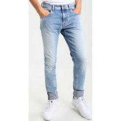 Tiger of Sweden Jeans Jeans Skinny Fit light blue. Niebieskie rurki męskie marki Tiger of Sweden Jeans. W wyprzedaży za 377,40 zł.