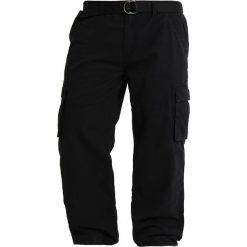 Spodnie męskie: BAD RHINO TROUSERS Bojówki black