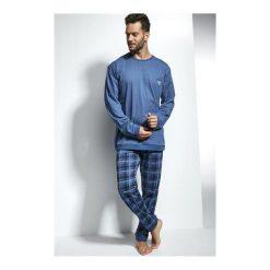 Piżama Varsity 115/120. Niebieskie piżamy męskie marki Cornette. Za 118,90 zł.