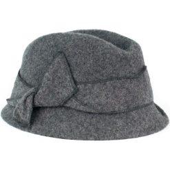 Kapelusz damski Asymetria szary (cz14215). Szare kapelusze damskie Art of Polo. Za 70,68 zł.