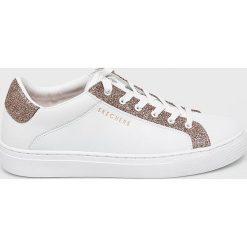 Skechers - Buty. Niebieskie buty sportowe damskie marki Skechers. Za 299,90 zł.