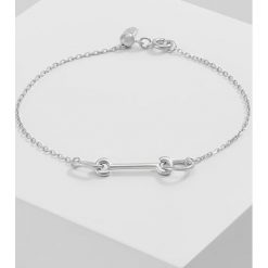 Biżuteria i zegarki damskie: Maria Black KNIGHT Bransoletka silver