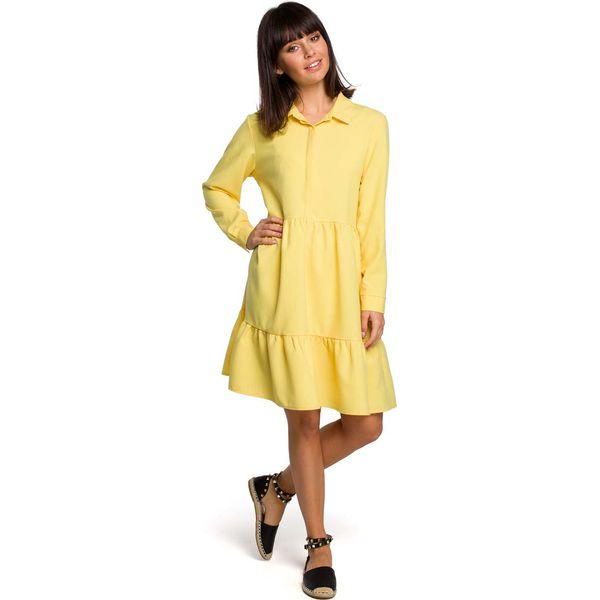 6bd982bae6 Żółte sukienki balowe damskie - Promocja. Nawet -70%! - Kolekcja wiosna  2019 - myBaze.com