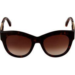 Okulary przeciwsłoneczne damskie aviatory: Stella McCartney Okulary przeciwsłoneczne avana/goldcoloured/brown