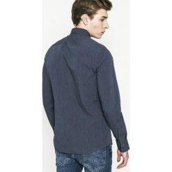 Medicine - Koszula Utility. Szare koszule męskie na spinki marki House, l, z bawełny. W wyprzedaży za 59,90 zł.
