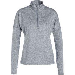 Topy sportowe damskie: Nike Performance DRY Koszulka sportowa armory blue/htr/reflective silver