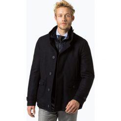 Finshley & Harding - Kurtka męska – Black Label, niebieski. Czarne kurtki męskie pikowane marki Finshley & Harding, m, z wełny. Za 599,95 zł.