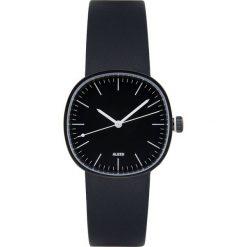 Zegarki damskie: Zegarek damski Tic15 czarny skórzany pasek