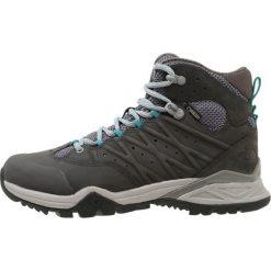 The North Face HIKE II GTX Buty trekkingowe dark grey. Szare buty trekkingowe damskie The North Face, z materiału. Za 649,00 zł.