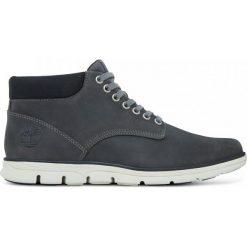 Buty Timberland Bradstreet Chukka (A1K52). Szare buty skate męskie Timberland, z materiału, outdoorowe. Za 329,99 zł.