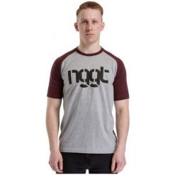 T-shirty męskie: Nugget T-Shirt Męski Asset 2 M Szary