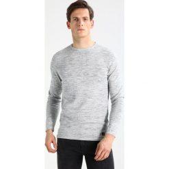 Swetry klasyczne męskie: TOM TAILOR DENIM SPECIAL MELANGE CREWNECK Sweter cosmos blue