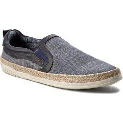Espadryle męskie: Espadryle WRANGLER - Malibu Slip On WF0262435  Blue 100