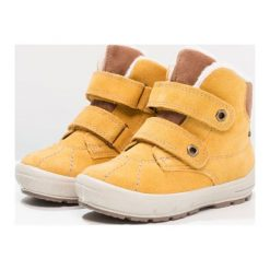 Superfit GROOVY Śniegowce fudge. Brązowe buty zimowe chłopięce marki Superfit, z materiału. Za 359,00 zł.