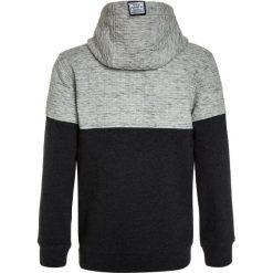 Kaporal NELMO Bluza rozpinana dark grey melanged. Szare bluzy chłopięce rozpinane Kaporal, z bawełny. W wyprzedaży za 160,30 zł.