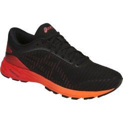 Buty sportowe męskie: Asics Buty męskie DynaFlyte 2 czarno-pomarańczowe r. 46.5  (T7D0N-9023)