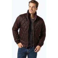 G-Star - Męska kurtka pikowana, czerwony. Czerwone kurtki męskie pikowane marki G-Star, m, eleganckie, z kapturem. Za 449,95 zł.