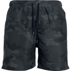 Urban Classics Camo Swim Shorts Kąpielówki kamuflaż (Dark Camo). Czarne kąpielówki męskie marki Black Premium by EMP. Za 74,90 zł.