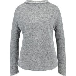 Bluzy damskie: Opus GUSTI Bluza slate grey melange
