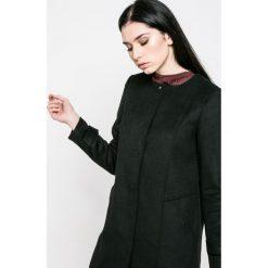 Vero Moda - Płaszcz. Niebieskie płaszcze damskie wełniane marki Vero Moda. W wyprzedaży za 169,90 zł.