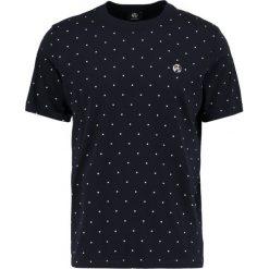 PS by Paul Smith REGULAR FIT Tshirt z nadrukiem dark blue. Niebieskie koszulki polo PS by Paul Smith, m, z nadrukiem, z bawełny. W wyprzedaży za 199,50 zł.
