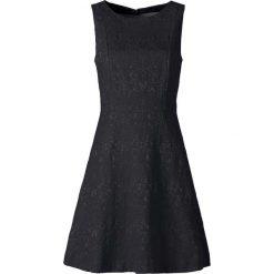 Sukienki hiszpanki: Sukienka żakardowa bonprix czarny
