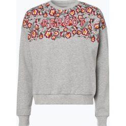 Review - Damska bluza nierozpinana, szary. Szare bluzy damskie marki Review, l, z tkaniny, z okrągłym kołnierzem. Za 89,95 zł.