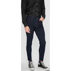 Review - Jeansy Jeremy. Niebieskie jeansy męskie skinny Review. W wyprzedaży za 149,90 zł.