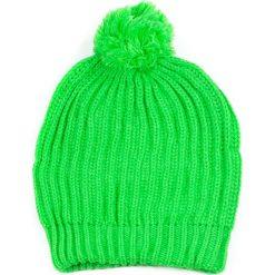 Czapka damska Neonówka zielona. Zielone czapki zimowe damskie marki Art of Polo. Za 32,73 zł.